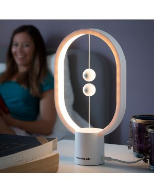 Lampe d'Équilibre avec Interrupteur Magnétique