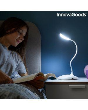 Lampe LED de Table Tactile et Rechargeable