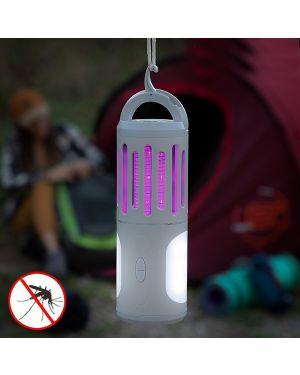 Lampe anti-moustiques 3 en 1
