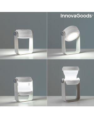Lampe et Lanterne Pliable 3 en 1