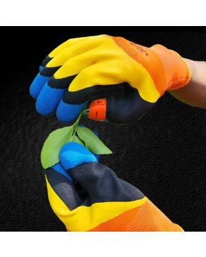 Paire de gants de cueillette