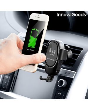 Support pour Smartphone avec chargeur sans fil