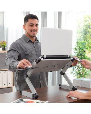 Table d'ordinateur multi-positions